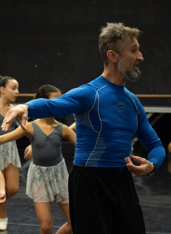Vladimir Derevianko: Accademia Iacopini
