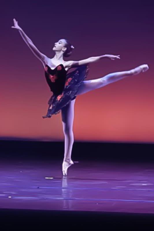 Accademia Iacopini Scuola Danza Roma Alessandra Cutillo 15 anni